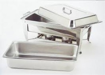 CHAFING DISH SQUARE ROLL